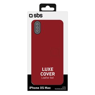 Кожаный чехол для iPhone XS Max, SBS