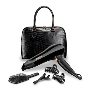 Hair dryer + hand bag Babyliss 5737PE