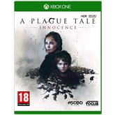 Игра для Xbox One, A Plague Tale: Innocence
