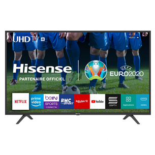 50'' Ultra HD LED LCD-teler Hisense