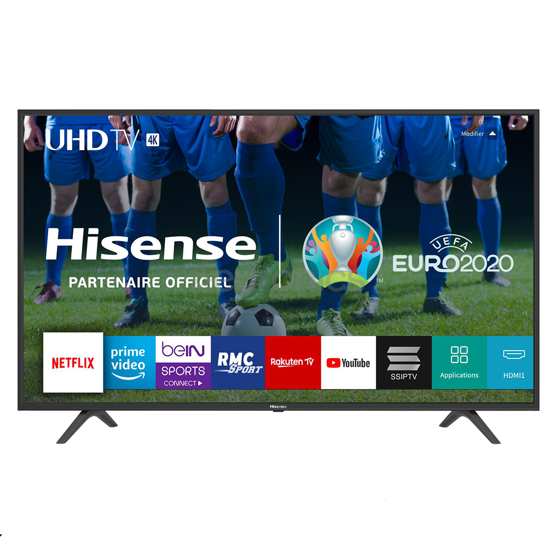 50'' Ultra HD 4K LED LCD-телевизор, Hisense