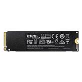 Накопитель SSD 970 EVO Plus, Samsung / 250GB, M.2