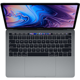 Sülearvuti Apple MacBook Pro 13 Mid 2019 (256 GB) SWE