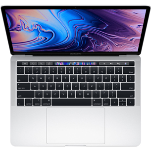 Sülearvuti Apple MacBook Pro 13 Mid 2019 (512 GB) ENG