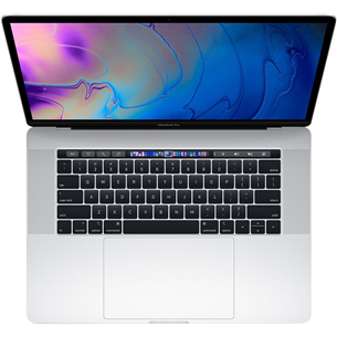 Sülearvuti Apple MacBook Pro 15 2019 (256 GB) ENG