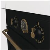 Интегрируемый духовой шкаф, Gorenje / объем: 71 л