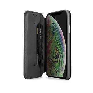 iPhone XS Max leather cover SBS