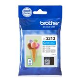 Ink cartridge Brother LC3213C (cyan)