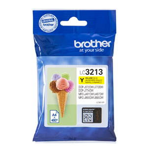 Ink cartridge Brother LC3213Y (yellow)