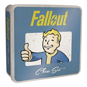 Chess Board Game - Fallout