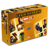 Карточная игра Legendary Marvel Studios the First Ten Years Phase 1