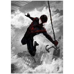 Plakat Spider-Man - Marvel Dark Edition