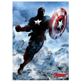 Plakat Captain America - Marvel Dark Edition