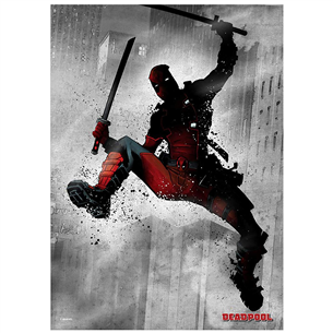 Плакат Deadpool - Marvel Dark Edition