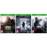 Xbox One games Metro Trilogy (code)