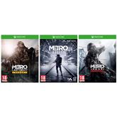 Xbox One mängud Metro Trilogy (kood)