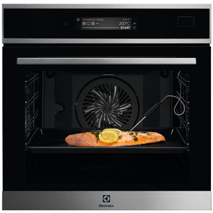 Built-in steam oven Electrolux (70 L) EOB9S31WX