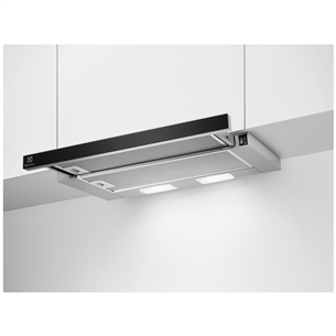 Built-in cooker hood Electrolux (370 m³/h) LFP316AB