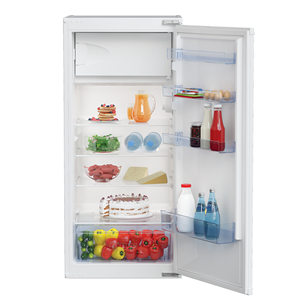 Built-in refrigerator Beko (122 cm)