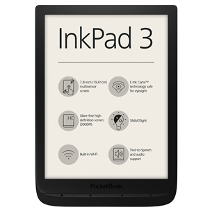 Электронная книга InkPad 3, PocketBook PB740-EWW