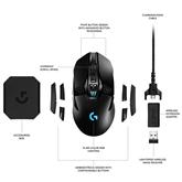 Беспроводная мышь G903 LightSpeed, Logitech