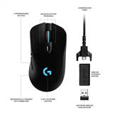 Wireless mouse G703 LightSpeed, Logitech