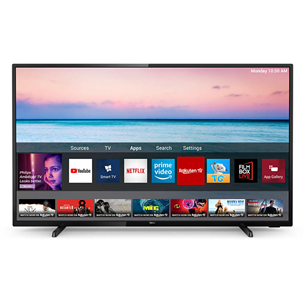 65'' Ultra HD 4K LED LCD-телевизор, Philips