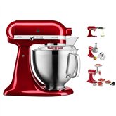 Миксер KitchenAid Artisan + комплект насадок Exclusive Premium