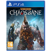PS4 game Warhammer: Chaosbane