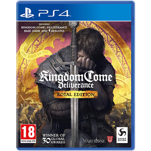 PS4 game Kingdom Come: Deliverance - Royal Edition
