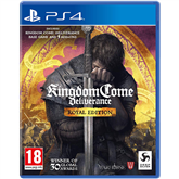 PS4 mäng Kingdom Come: Deliverance - Royal Edition