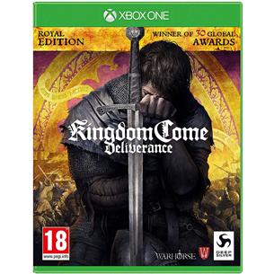 Xbox One mäng Kingdom Come: Deliverance - Royal Edition
