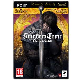 Arvutimäng Kingdom Come: Deliverance - Royal Edition