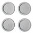 Antivibration pads Electrolux 4 tk