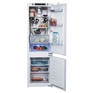 Интегрируемый холодильник Beko (177 см)