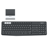 Wireless keyboard Logitech K375s (SWE)