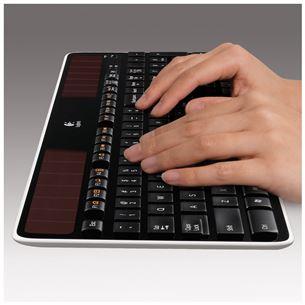 Juhtmevaba klaviatuur Logitech K750 (SWE)