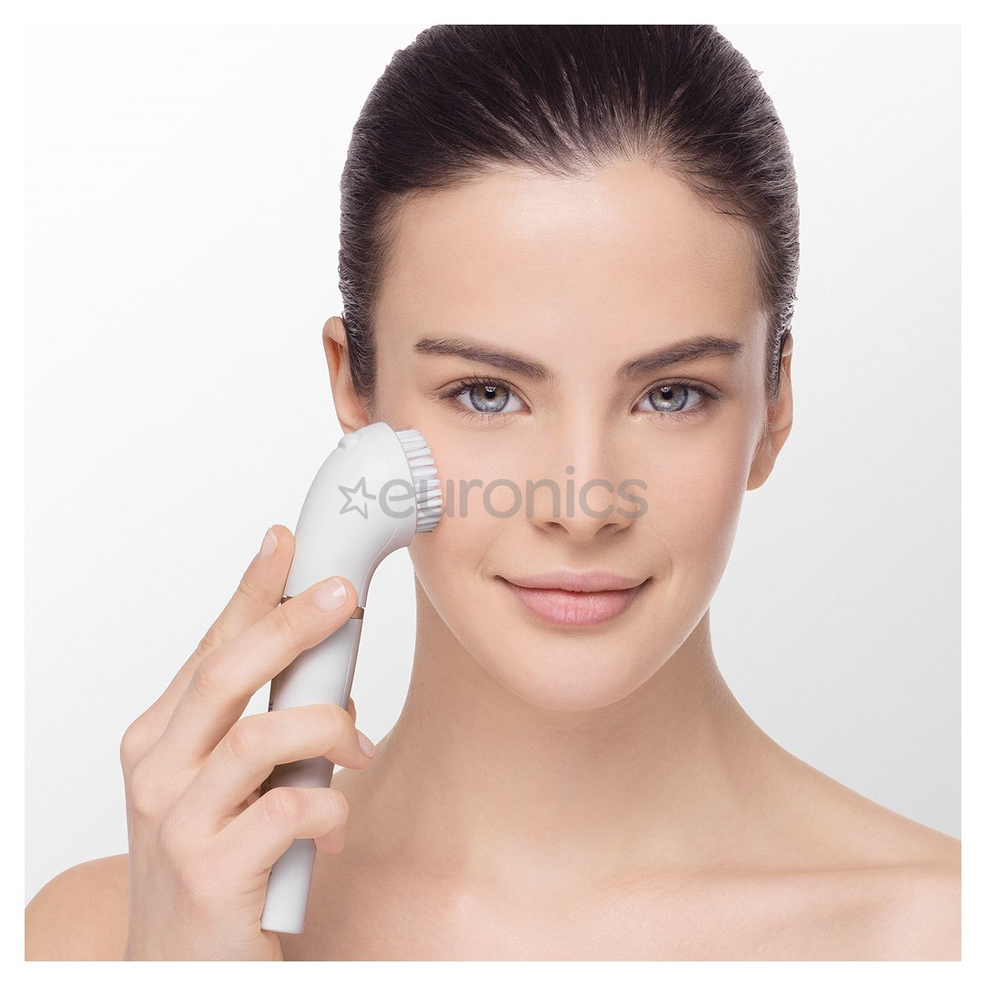 Facial epilator & Exfoliation brush Braun