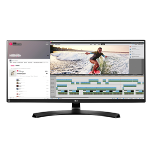32 UltraWide QHD LED IPS-monitor LG