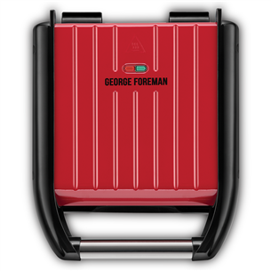 Compact steel grill George Foreman 25030-56