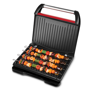 Entertaining Steel Grill George Foreman