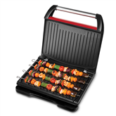 Grill George Foreman Entertaining Steel Grill