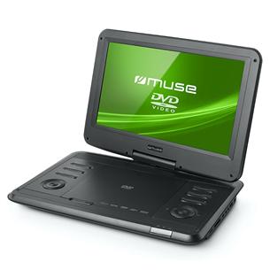 12 kaasaskantav DVD-mängija Muse M-1270DP