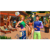 PC game The Sims 4: Island Living
