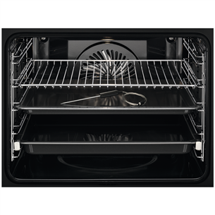 Built-in oven with Electrolux (pyrolytic cleaning)