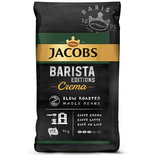 Coffee beans Jacobs Barista Editions Crema