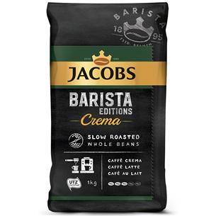 Кофейные зерна Jacobs Barista Editions Crema