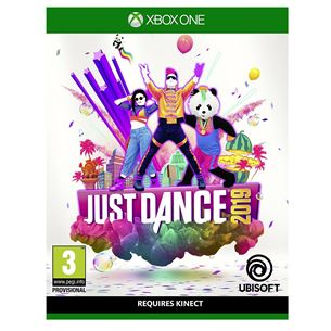 Xbox One mäng Just Dance 2019