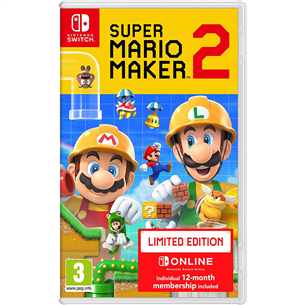 SW mäng Super Mario Maker 2 Limited Edition