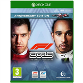 Игра для Xbox One F1 2019 Anniversary Edition